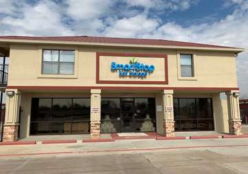 Outside view of SmartStop Self Storage office at 27236 US-290, Cypress Texas