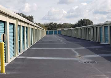 Self Storage Drive Up Units in Plant City