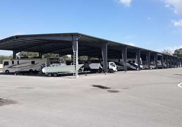 Covered Parking for Sale in Plant City