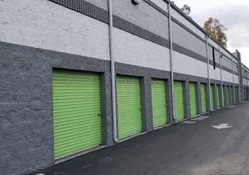 Self Storage Drive Up Units in Monterey Park