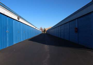 Self Storage Drive Up Units in Chico