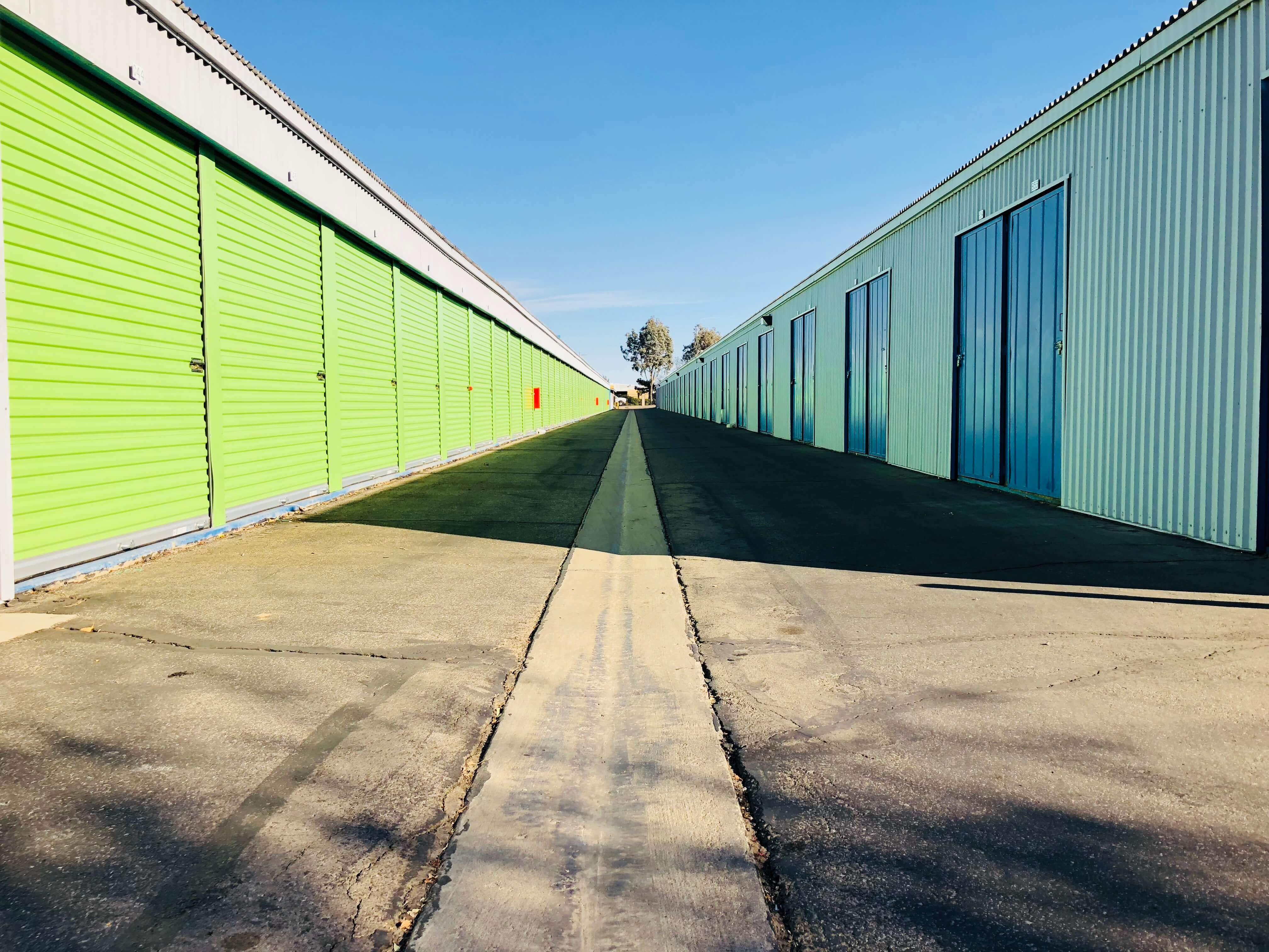 Self Storage Drive Up Units in Lancaster