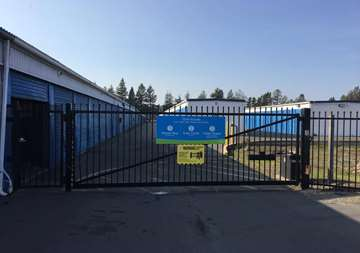 Gate Access to Storage Units in Santa Rosa