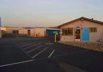 Self Storage Units At 1401 Enterprise St Vallejo Ca
