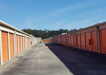 Self Storage Drive Up Units in Foley