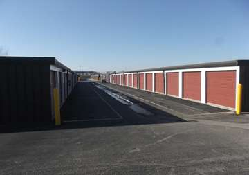 Self Storage Drive Up Units in Richmond