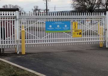 Gate Access to Storage Units in Connersville
