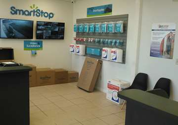 Interior of Front Office in Port St Lucie