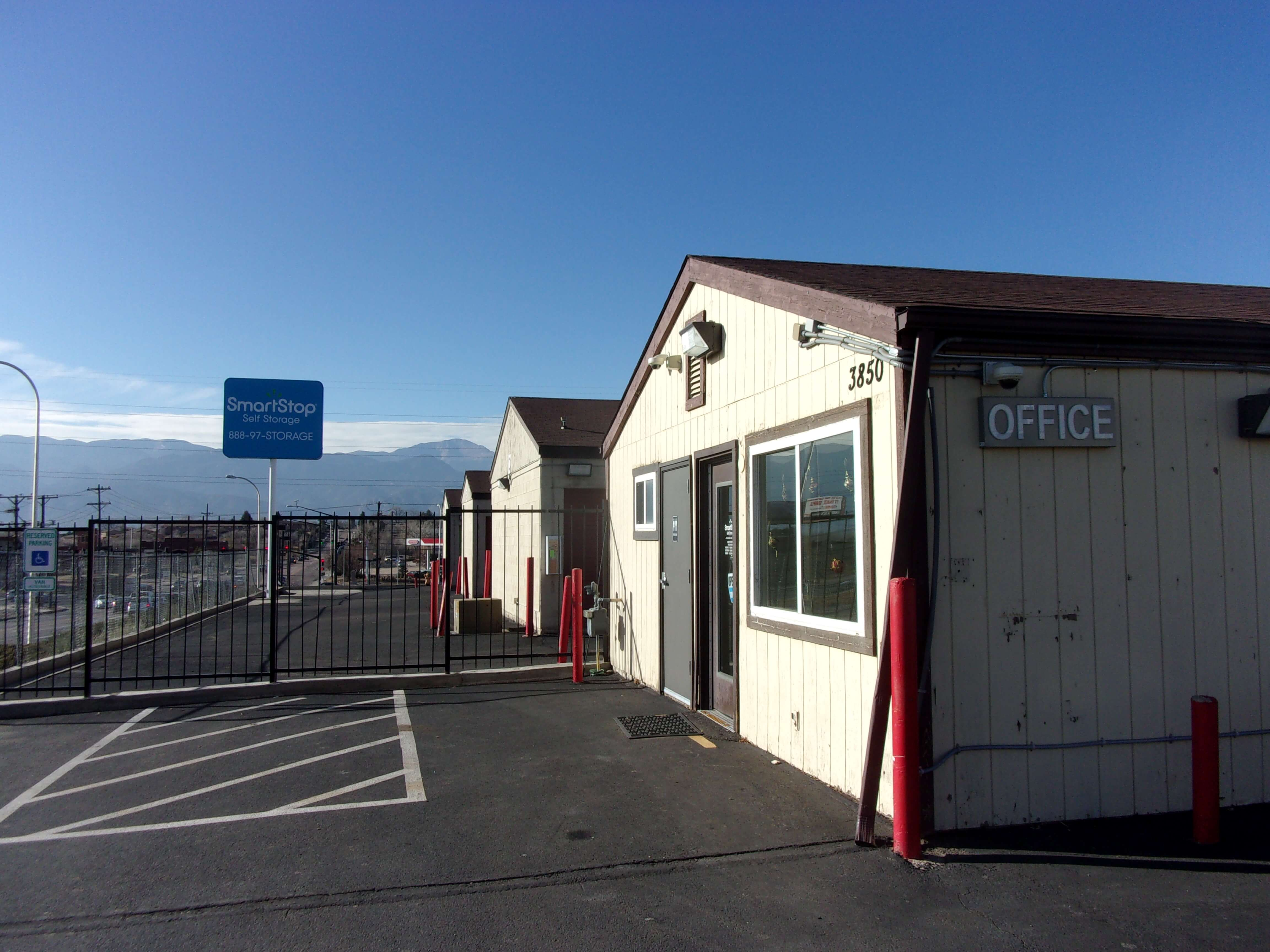 Self Storage Property in Colorado Springs, CO