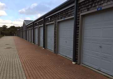 Self Storage Drive Up Units in Nantucket