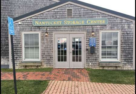 Front of Self Storage Property in Nantucket, MA