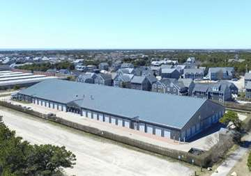 Aerial View of Nantucket Self Storage