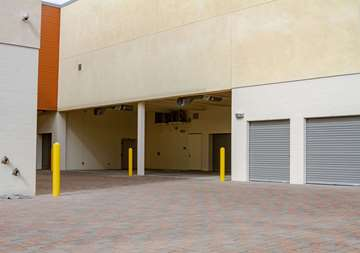 Covered Loading Bay in Chula Vista