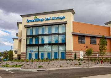 Front of Self Storage Property in Chula Vista, CA