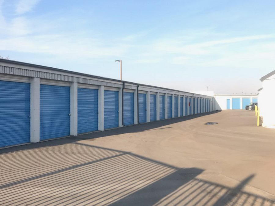 Self Storage Drive Up Units in Riverside