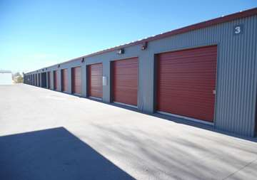 Self Storage Drive Up Units in Aurora