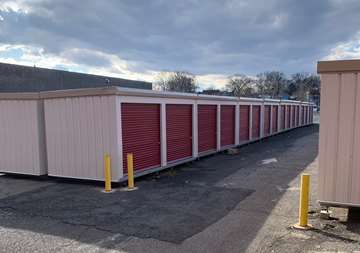 Newark Drive Up Storage Units