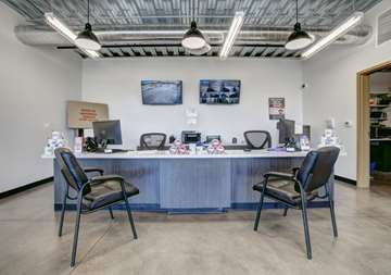 Front Office of Self Storage Property in Phoenix, AZ