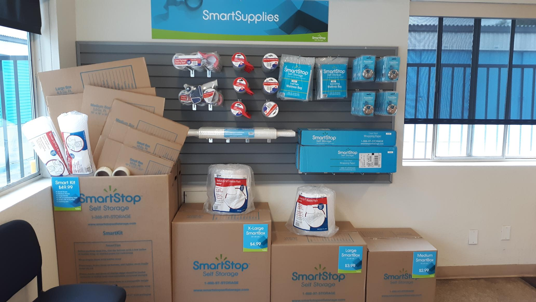 Moving Supplies and Boxes for Sale in Stockton