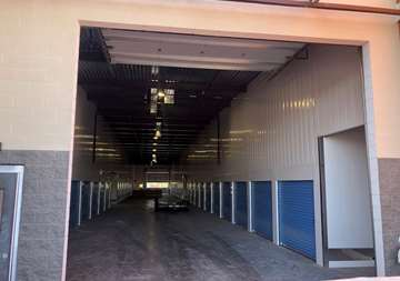 Covered Drive Through Self Storage in Gilbert