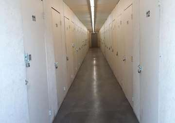 Interior Units at SmartStop Self Storage facility in Puyallup, Washington