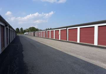 Outdoor Units - Ground Level Units - Drive Up Access - SmartStop Self Storage