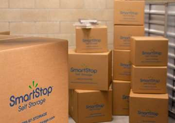 SmartStop Self Storage Piscataway, NJ Boxes