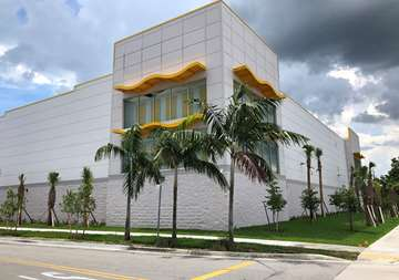 Front of of 235 NE 12th Ave Homestead, FL 33030 - SmartStop Self Storage