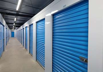 Indoor Units at SmartStop Self Storage facility located at 515 Centennial Road North, Scarborough Ontario Canada