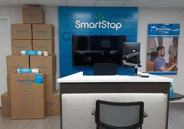 SmartStop Self Storage - Charlotte, NC - Ardrey Kell Rd - Front Office