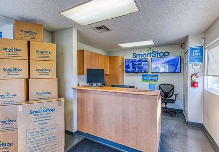 SmartStopSelfStorage-Santa Ana CA-4200 Westminster Avenue-Office